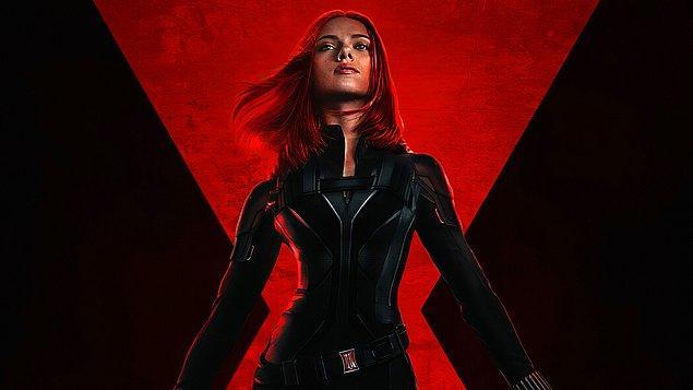 11. Black Widow