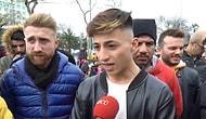 Avrupa'ya Gitmek İsteyen Suriyeli Genç: 'Burada Hayat Çok Pahalı, Sigara 10 Liraydı Şimdi 20 Lira'