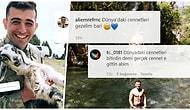İdlib'de Şehit Olan Teğmen Ali Emre Fırıncıoğulları'nın Instagram Hesabından İçimizi Cız Ettiren Paylaşımlar