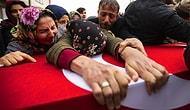 Bu Acının Tarifi Yok: Türkiye İdlib Şehitlerini Uğurluyor