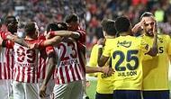 Fenerbahçe Uzatmada Gelen Golle 1 Puanı Kurtardı! Antalyaspor-Fenerbahçe Maçında Yaşananlar ve Tepkiler