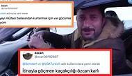 Mültecileri Yurt Dışına Kaçıran İnsan Kaçakçısı Özcan Karlı, Röportaj Verdikten Sonra Bir de Twitter'da Reklamını Yapmış