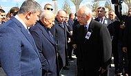 Şehit Cenazesinden 'Siyasi' Bir Manzara: Bahçeli'nin, Kılıçdaroğlu'nun Elini Sıkmadığı Görüntü Ortaya Çıktı