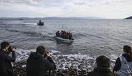 Midilli Açıklarında Göçmen Teknesi Alabora Oldu: Bir Çocuk Hayatını Kaybetti