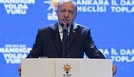 Erdoğan: 'Belirlediğimiz Sınırların Dışına Çıkmazlarsa Omuzlarının Üzerinde O Başlar da Kalmayacak'