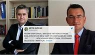 Seviye Yerlerde: Twitter'da Sabah Gazetesi Yazarı Basri Yalçın ile Metin Gürcan Arasında Laf Dalaşı