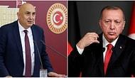 Erdoğan, CHP'li Engin Özkoç'a 1 Milyon Liralık Tazminat Davası Açtı