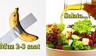 Tükettiğiniz Besinleri Ne Kadar Sürede Sindirebildiğini Tek Tek Açıklıyoruz!