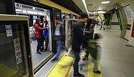 Taksim'de '8 Mart Önlemleri': Meydana Bariyerler Konuldu, Metro İstasyonları Ulaşıma Kapatıldı