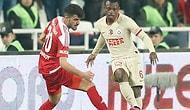 Sivas'ta Puanlar Paylaşıldı: Kıran Kırana Geçen Maçta DG Sivasspor ile Galatasaray 2-2 Berabere Kaldı