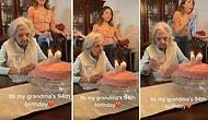 94. Doğum Gününü Kutlayan Kadından Ailesini Şok Eden Sözler: 'Umarım Bu Sonuncu Olur'