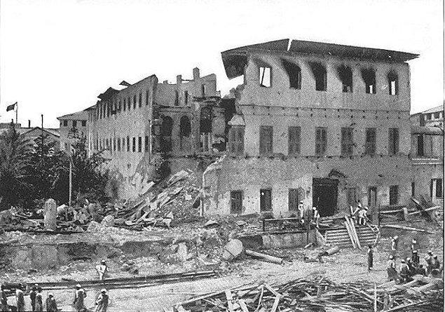 20. Britanya ve Zanzibar arasındaki savaş 38 dakika sürdü ve bu savaş dünya tarihindeki en kısa savaştır.