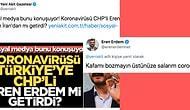 Eren Erdem'in Yeni Akit'in 'Koronavirüsü Türkiye'ye Eren Erdem mi Getirdi?' Haberine Verdiği Esprili Cevabı ve Tepkiler