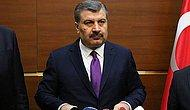 Sağlık Bakanı Fahrettin Koca Duyurdu: 'Koronavirüslü Bir Hastamız Daha Var'