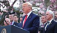 ABD Başkanı Trump, Ulusal Acil Durum İlan Etti