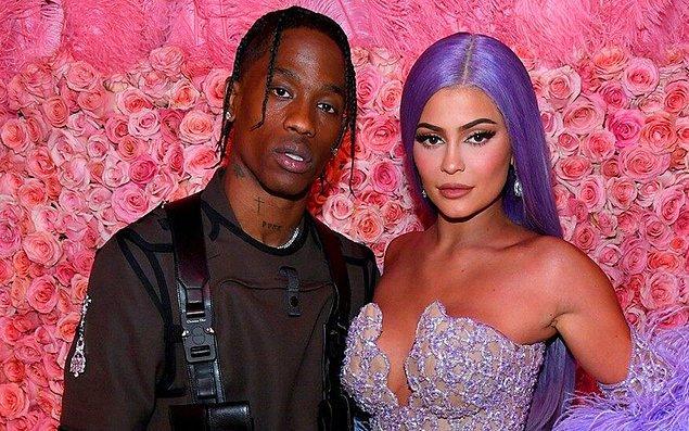 3. Kylie Jenner ile Travis Scott, yeniden beraber diyorlar!