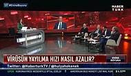 Prof. Dr. Mehmet Ceyhan Dayanamadı Patladı: 'Konu Benim Alanım Bana Söz Veriyorsunuz O da Sizin Bilgi Diye Verdiğiniz Şeyleri Düzeltmekle Geçiyor'