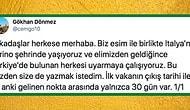 İtalya'da Karantina Altında Olan Bir Türk'ün Türkiye İçin Herkesin Dikkate Alması Gereken Önemli Uyarıları