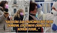 """İtalya'daki Türkler: """"1 Hafta Öncesine Kadar Kimse Koronavirüsü Önemsemiyordu, Şimdi Evlerimizden Çıkamıyoruz!"""""""