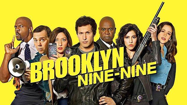 20. Brooklyn Nine-Nine