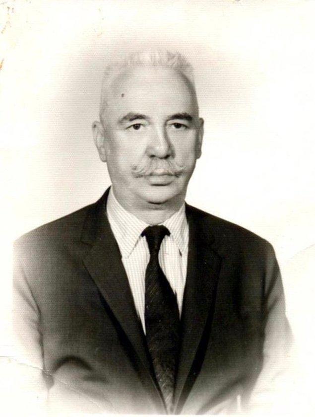 13. Eyüp Sabri Tuncer, Ankara, 1965.