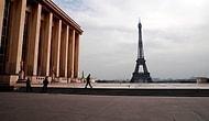 Koronavirüs Nedeniyle Serbest Dolaşım Sınırlandırıldı: Fransa'da Herkes Evlerine Kapandı, Sokaklar Boş Kaldı