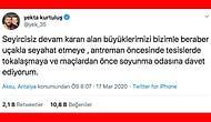 Tüm Dünyadaki Spor Organizasyonları Ertelenirken Türkiye'de Maçların Devam Etmesine Futbolcular Sessiz Kalmadı