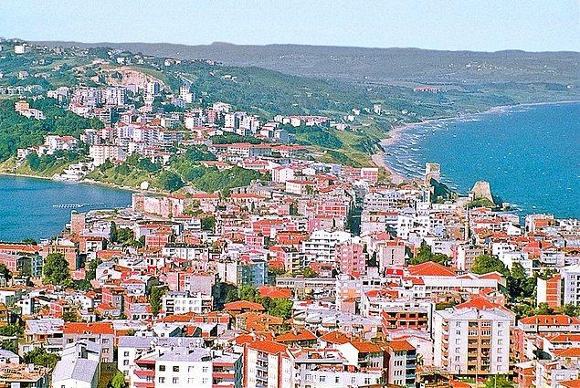 En yaşlı il Sinop