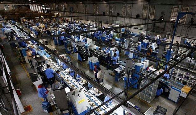 İstihdam oranı yüzde 45,7'ye düştü
