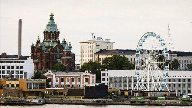 Finlandiya niye mutlu?