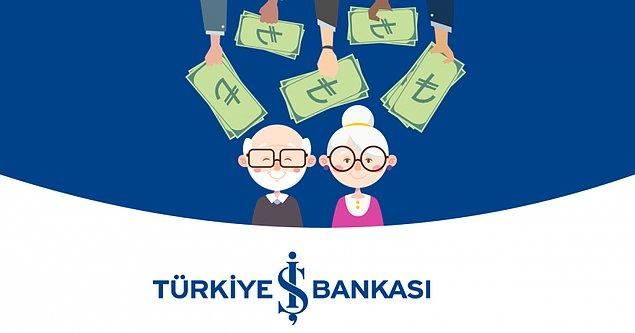 İş Bankası emekli müşterilerinin sağlığı için sisteminde geliştirmeler yaptı.