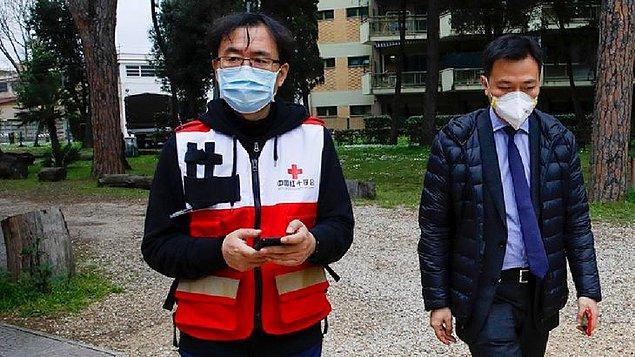Sun açıklamasında İtalya'nın yaşanan ölümlere rağmen hâlâ yeterli önlem almadığı uyarısında bulundu.