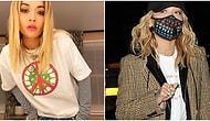 Rita Ora'nın Koronavirüs İle Mücadeleye Destek Olmak İçin Giyim Koleksiyonu Çıkarması Tepkilerle Karşılandı