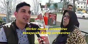 Koronavirüs ve Sokağa Çıkma Yasağı Hakkındaki Fikirleriyle Başınıza Ağrılar Sokacak Yurdum İnsanları