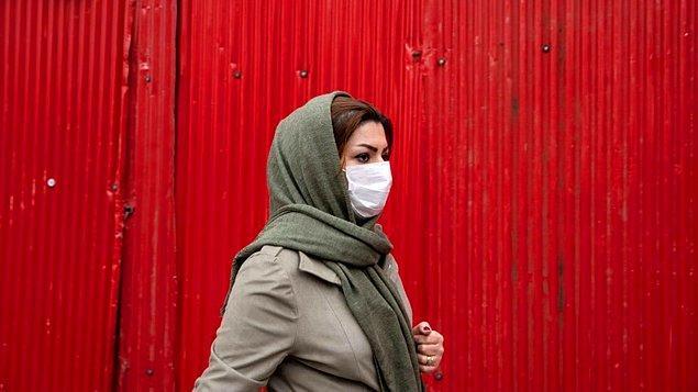İran'da 24 saatte 129 ölüm
