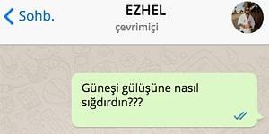 WhatsApp'ta Ezhel'i Tavlayabilecek misin?