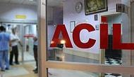 'Eviniz Hastaneden Daha Güvenli' Diyen Doktora Yumruklu Saldırı