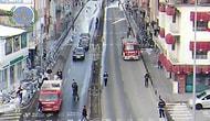 Nevşehir Belediyesi, Cadde ve Yolları 'Foşur Foşur Yıkadı'