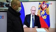Putin 'Önceliğimiz Vatandaşların Sağlığı' Dedi: Rusya'da Bir Hafta 'Ücretli Tatil' İlanı
