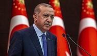 Erdoğan: 'Dar Gelirli Ailelere Bin TL Destek Verilecek, Kredi Kartı Ödemeleri Haziran Sonuna Ertelenebilecek'