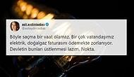'Elektriğe 3 Ay Zam Yok' Açıklaması Sosyal Medyanın Gündeminde