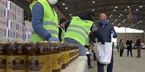 İzmir Büyükşehir Belediye Başkanı Tunç Soyer: 'İhtiyaç Sahiplerine Yardımlar Ulaşmaya Başladı'