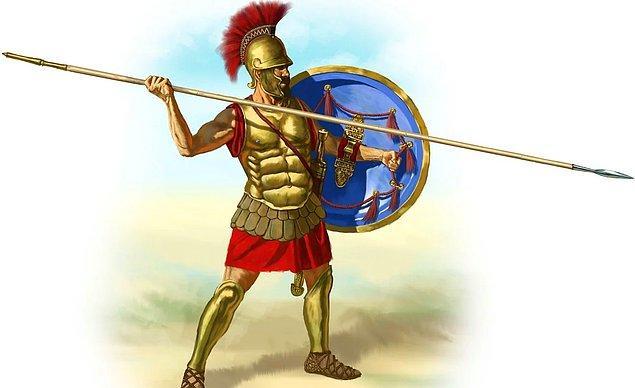10. 2. yüzyılda Roma'nın yöneticileri gladyatör dövüşlerini eğlenmek için düzenlerlerdi.