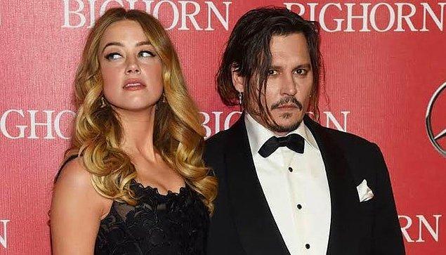 Biliyorsunuz ki Johnny Depp ve Amber Heard 3 yıl önce boşanmışlardı.