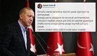 Erdoğan'ın Açıkladığı Tedbir Paketi İçin Sosyal Medyada Ne Dediler?