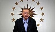 Erdoğan Yeni Tedbirleri Açıkladı ve Ekledi: 'Gönüllü Karantinaya Devam'