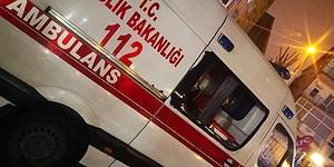 İstanbul'da Koronavirüs Vakasına Giden Acil Sağlık Ekibine Saldırdılar