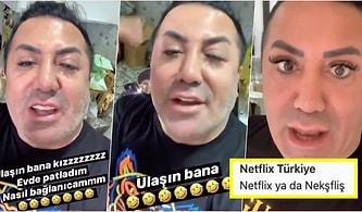 Sosyal Medyanın Atarlı Fenomeni Murat Övüç'ün 'Nekşfliş' Çıkışı Sosyal Medyayı Kırdı Geçirdi