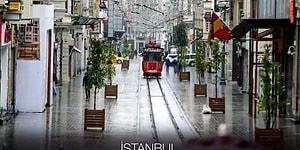 Koronavirüs Salgınında Türkiye: Şehirler Bomboş Kaldı!