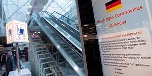 Koronavirüs Canlı Blog | Almanya'da Vaka Sayısı 57 Bini Geçti